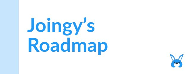 Joingys Roadmap
